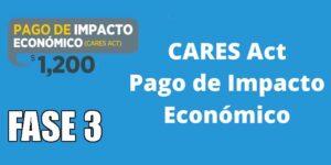 CARES Act Pago de Impacto Económico puerto rico suri hacienda