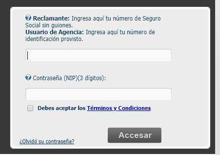 formulario para reclamar desempleo puerto rico