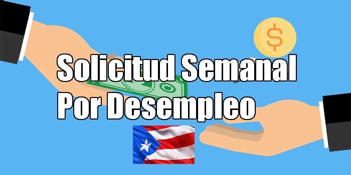 La Reclamación de la Semana Por Desempleo en Puerto Rico